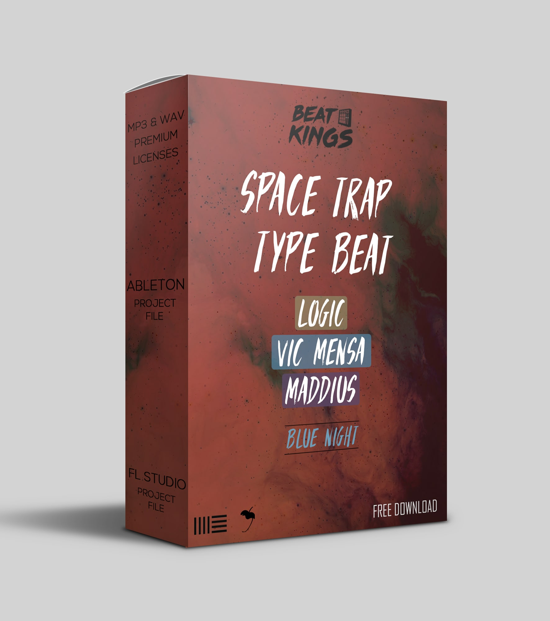 Space Trap Type Beat